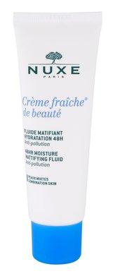 NUXE Creme Fraiche de Beauté Denní pleťový krém 48HR Moisture Mattifying Fluid 50 ml pro ženy