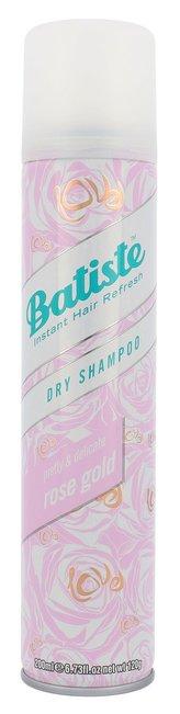Batiste Rose Gold Suchý šampon 200 ml pro ženy