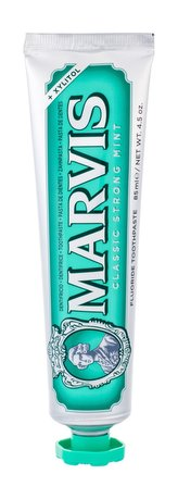 Marvis Classic Strong Mint Zubní pasta 85 ml unisex