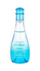 Davidoff Cool Water Toaletní voda Caribbean Summer Edition 100 ml pro ženy