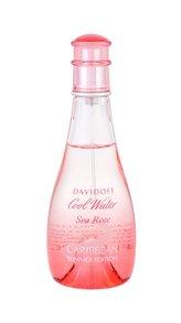 Davidoff Cool Water Toaletní voda Sea Rose Caribbean Summer Edition 100 ml pro ženy