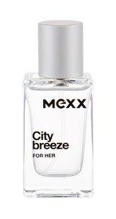Mexx City Breeze For Her EDT 15 ml pro ženy