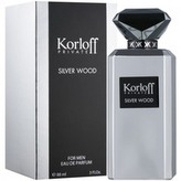 Korloff Paris Private Silver Wood Parfémovaná voda 88 ml pro muže