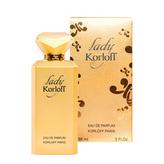 Korloff Paris Lady Korloff Parfémovaná voda 88 ml pro ženy