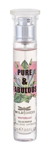 Wild Garden Pure & Fabulous Parfémovaná voda 15 ml pro ženy