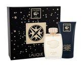 Lalique Pour Homme parfémovaná voda 125 ml + sprchový gel 150 ml