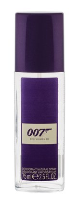 James Bond 007 James Bond 007 For Women III Deodorant 75 ml pro ženy