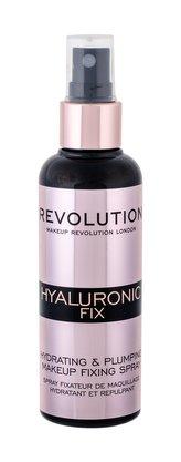 Makeup Revolution London Hyaluronic Fix Fixátor makeupu 100 ml pro ženy
