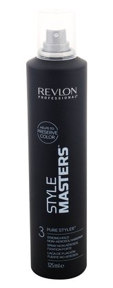 Revlon Professional Style Masters Lak na vlasy Pure Styler 325 ml pro ženy