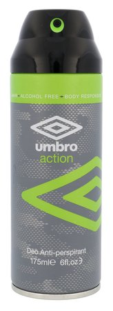 UMBRO Action Antiperspirant 175 ml pro muže