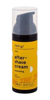 kili·g man Balzám po holení Nourishing 50 ml pro muže