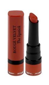 Bourjois Extrémně matná rtěnka Rouge Velvet (Lipstick) 2,4 g Odstín 021 Grande Roux pro ženy
