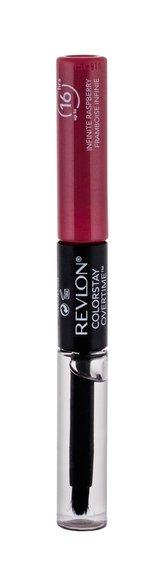 Revlon Colorstay Rtěnka Overtime 4 ml 005 Infinite Raspberry pro ženy