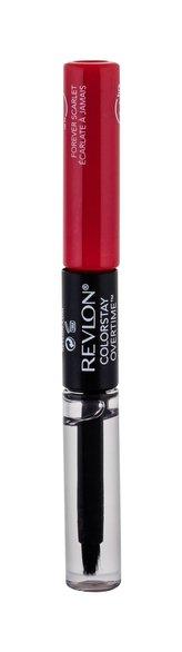 Revlon Colorstay Rtěnka Overtime 4 ml 040 Forever Scarlet pro ženy