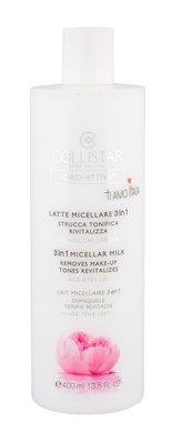 Collistar Idro-Attiva Micelární voda 3in1 Micellar Milk 400 ml pro ženy