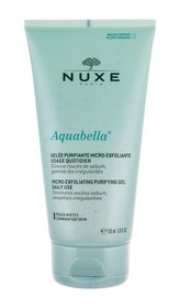 NUXE Aquabella Čisticí gel Micro Exfoliating Purifying Gel 150 ml pro ženy