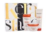 Kérastase Nutritive šampon 250 ml + maska na vlasy 200 ml + vyživující balzám 150 ml