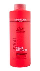 Wella Professional Kondicionér pro hrubé barvené vlasy Invigo Color Brilliance (Coarse Vibrant Color Conditioner) Objem 1000 ml woman