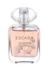 ESCADA Celebrate Life Parfémovaná voda 50 ml pro ženy