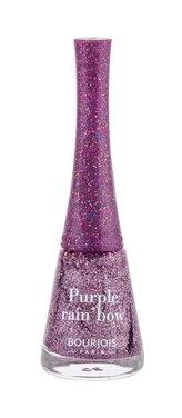 BOURJOIS Paris 1 Second Lak na nehty 9 ml 18 Purple Rain´bow pro ženy