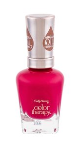 Sally Hansen Color Therapy Lak na nehty 14,7 ml 290 Pampered In Pink pro ženy