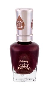 Sally Hansen Color Therapy Lak na nehty 14,7 ml 372 Wine Therapy pro ženy