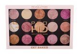 Makeup Revolution London Pro HD Rozjasňovač Amplified Palette 37,5 g Get Baked pro ženy