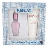 Replay Jeans Spirit! For Her toaletní voda 20 ml + tělové mléko 100 ml