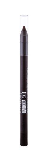 Maybelline Voděodolná gelová tužka na oči Tattoo Liner (Gel Pencil) 1,3 g Odstín 910 Brown woman