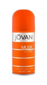 Jovan Musk For Men Deodorant 150 ml pro muže