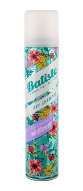 Batiste Wildflower Suchý šampon 200 ml pro ženy