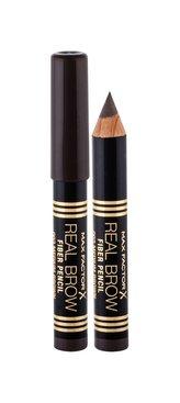 Max Factor Tužka na obočí Real Brow (Fiber Pencil) Odstín 003 Medium Brown woman
