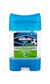 Gillette High Performance Antiperspirant Power Rush 70 ml 48h pro muže