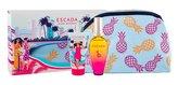 ESCADA Miami Blossom toaletní voda 50 ml + tělové mléko 50 ml + kosmetická taška