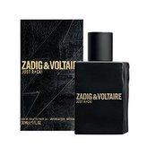Zadig & Voltaire Just Rock! Toaletní voda 50 ml pro muže