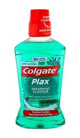 Colgate Plax Ústní voda Spearmint 500 ml unisex