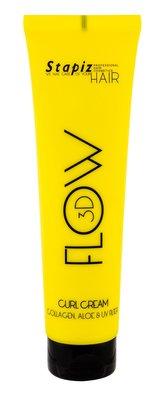 Stapiz Flow 3D Pro podporu vln Curl Cream 150 ml pro ženy