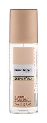 Bruno Banani Daring Woman - deodorant s rozprašovačem 75 ml woman