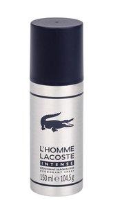 Lacoste L´Homme Lacoste Intense - deodorant ve spreji 150 ml man
