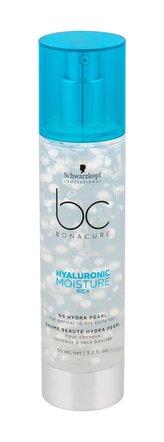 Schwarzkopf BC Bonacure Krém na vlasy Hyaluronic Moisture Kick 95 ml pro ženy