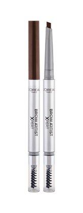 L´Oréal Paris Brow Artist Tužka na obočí Xpert 0,2 g 108 Warm Brunette pro ženy