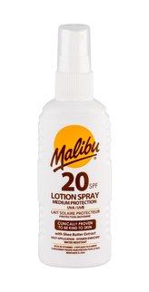 Malibu Lotion Spray Opalovací přípravek na tělo 100 ml SPF20 unisex