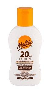Malibu Lotion Opalovací přípravek na tělo SPF20 100 ml unisex
