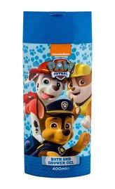 Nickelodeon Paw Patrol Sprchový gel 400 ml pro děti