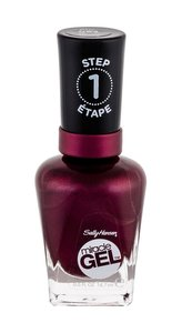 Sally Hansen Miracle Gel Lak na nehty STEP1 14,7 ml 063 Frosted Berries pro ženy