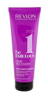 Revlon Professional Be Fabulous Šampon Hair Recovery 250 ml pro ženy