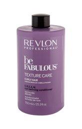 Revlon Professional Be Fabulous Kondicionér Texture Care Curl Defining 750 ml pro ženy