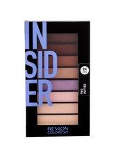 Revlon Colorstay Oční stín Looks Book 3,4 g 940 Insider pro ženy