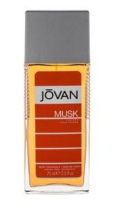 Jovan Musk For Men Deodorant 75 ml pro muže