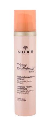 NUXE Creme Prodigieuse Boost Pleťové sérum Energising Priming Concentrate 100 ml pro ženy